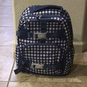 Other - NWOT kid size gingham backpack